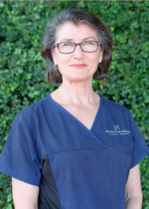 Deb Washington practice and post operative nurse plastic surgery