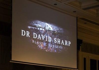 Vogue cosmetic surgery event 2016 Dr David Sharp 15