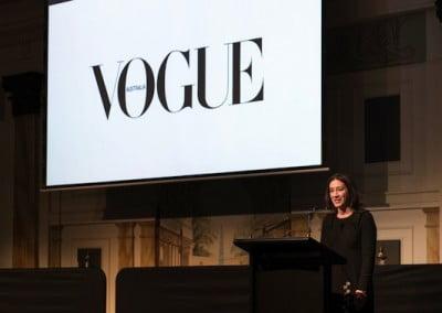 Vogue cosmetic surgery event 2016 Dr David Sharp 89