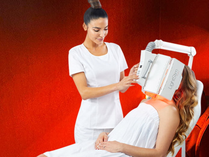 LED infrared therapy clinic Brisbane v2