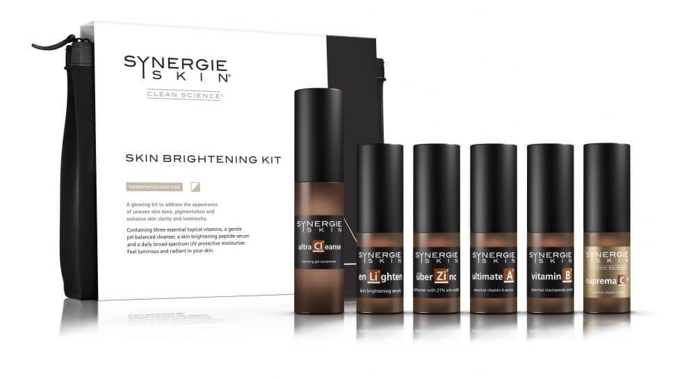 synergy skin brightening kit