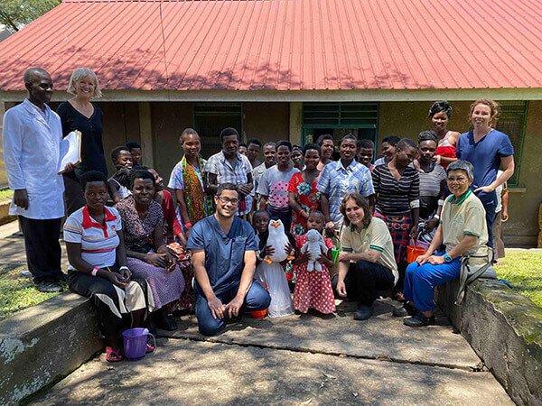 Medical Training in Africa