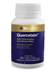 quercetain stockist healing