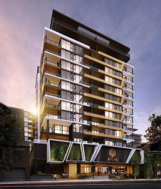 Atlas apartments clinic